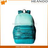 La course d'adolescente de fille de mode folâtre le sac à dos en nylon Daypack de sac