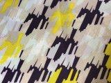Tessuto composito impermeabile del poliestere di bianco TPU per l'indumento esterno