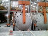 La Chine a hautement apprécié la machine de fabrication de brique automatique