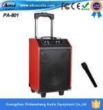 Spreker Bluetooth pa-801 van de Systemen van de PA van het nieuwe Product de Actieve Draagbare