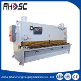 Máquina de corte hidráulica do CNC do motor de QC11y-8X2500mm Siemens