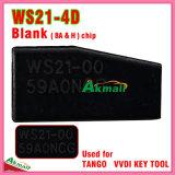 Chip in bianco del chip 128bit H di Ws21-4D usato per lo strumento chiave di Vvdi di tango