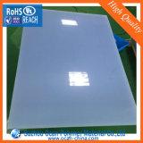 Standardgröße 4*8 transparentes Belüftung-steifes Blatt mit PET zwei schützendem Film