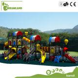子供のプラスチック屋外の運動場は子供の販売の屋外の運動場のための娯楽を滑らせる