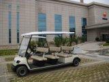 Батарея привелась в действие автомобиль гольфа 8 персон