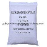 Monohidrato del sulfato de cinc del grado el 99% de la tecnología de la fuente