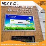 Verbrauch LED-Bildschirmanzeige im FreienbekanntmachensP6