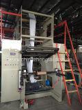 Gravação e máquina de Gusseting para sacos da Patim-Prova