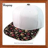 Sombreros florales de los Snapbacks del jazz de Bill