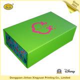 Boîte-cadeau magnétique de luxe de carton de papier de fermeture