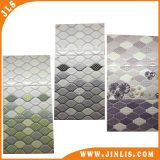 Azulejo blanco interior de cerámica de la pared de la prueba del agua para el cuarto de baño
