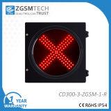 Verkehrszeichen Licht 300mm des Straßen-Systems-LED für Fahrstraße