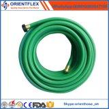Mangueira reforçada fibra do PVC LPG/mangueira do gás