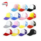 Unbelegter Baseball-Fernlastfahrer-Schutzkappen-Hut