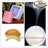 Жидкостная силиконовая резина силиконовой резины/качества еды для прессформы торта