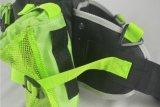 Recorrido impermeable de la motocicleta del poliester que compite con el bolso del paquete de la cintura de los deportes