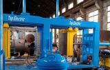 Tipo gemellare elettrico superiore della macchina Tez-100II di pressione di APG