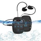 混合機能の防水MP3プレーヤー