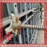 Coffrage en acier du mur Q235 pour le béton