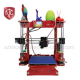 2017 filamento diLivellamento della stampante della nuova stampante acrilica DIY 3D della struttura 3D