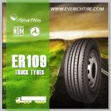 13r22.5 fuori dalla gomma del camion delle gomme del camioncino scoperto delle gomme e delle rotelle della strada