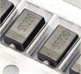 Schottky Ss2200 para Diode 2A como OEM Fabricante