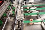 Lamineur automatique à grande vitesse de film de guichet pour OPP, animal familier, PVC avec le coupeur de Voler-Couteau (XJFMKC-120)