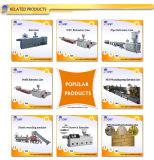 Mousse Libre de PVC Pelant la Ligne en Plastique Extrudeuse de Machines de Panneau