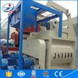 Control automático con el mezclador concreto doble de los ejes Js1500