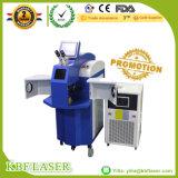 macchina del saldatore del laser dei monili 100W per il rame dell'argento dell'oro