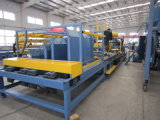 Cadena de producción automática de la paleta de madera