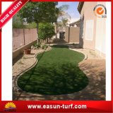 Premium verde natural hierba artificial jardín de valla para jardín