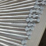 Mangueira ondulada de alumínio do Preheater do carburador do duto de ar da proteção contra o calor