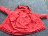 Куртка горы женщин нагретая, куртка лихорадки, куртка зимы, куртка Taslon нейлона 100%