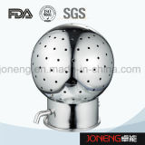 Femelle d'acier inoxydable filetant la bille de jet de 360 degrés (JN-CB3006)