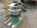 El polvo del alimento vibra la máquina del tamiz en China/tamiz vibrante rotatorio