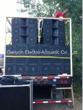 Zeile Reihen-System Vt4889+Vt4880, Leistungs-Zeile Reihen-Lautsprecher, im Freienleistungen