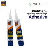 Adesivo de grande resistência do pára-brisa do poliuretano de Renz30c
