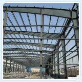 Costruzione modulare della struttura d'acciaio per il workshop o Wareouse