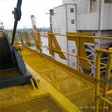 Grue à tour de Qtz315 (7040) 18ton Topkit pour la construction