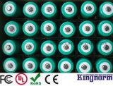 18650 3.7V 2200mAhのリチウムイオン電池のセル