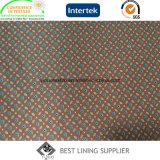 Напечатанная подкладка куртки костюма людей полиэфира выравнивающ фабрику подкладки Китая ткани