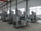 Imprensa de petróleo automática do Rapeseed de Guangxin Yzyx10-4wz com filtragem