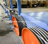 De coaxiale Kabel qr500-W van de Boomstam van de Kabel RG6 75ohm