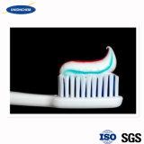 Goma do Xanthan da tecnologia nova na aplicação do dentífrico