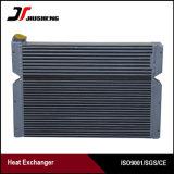 Intercambiador de calor del compresor de aire de la aleta de la placa de aluminio