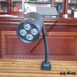 24V 120V 방수 CNC 선반 기계를 위한 유연한 관 램프
