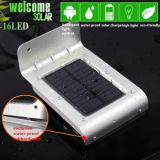 Im Freiengebrauch SolarEld Licht mit wasserdichtem Rubberdesign