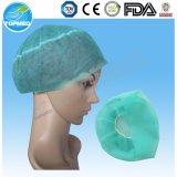 Casquillos de tela de tela quirúrgicos Enfermera Médica Sombreros para el Hospital