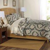 3部分の蜜蜂の巣デザインポリエステル慰める人の寝具セット